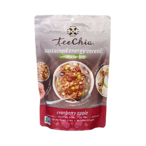 SUSTAINED ENERGY CEREAL CRANBERRY APPLE