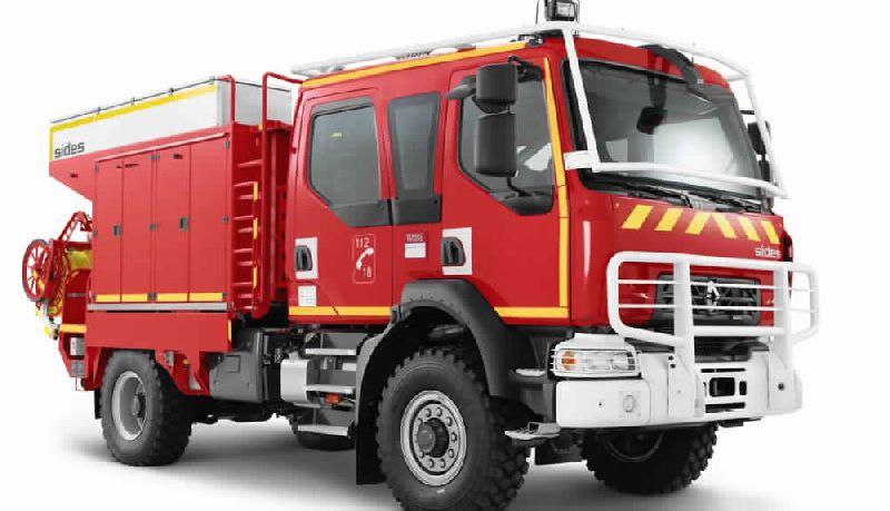 Oil Field Fire Fighting Vehicle
