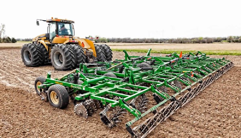 Tillage planter