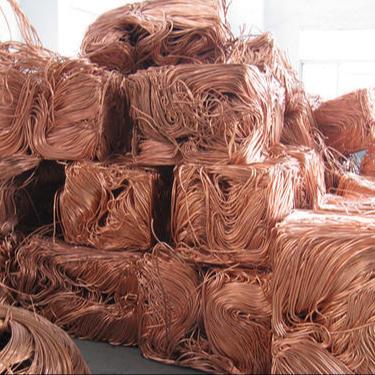 metal copper wire scrap (50007)