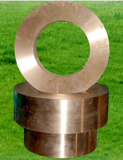 Phosphor Bronze Threaded Nuts