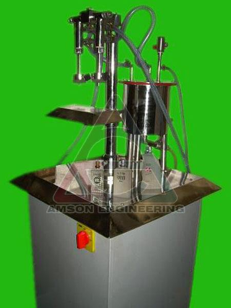 Glass Bottle Filling Machine (AEVPF)