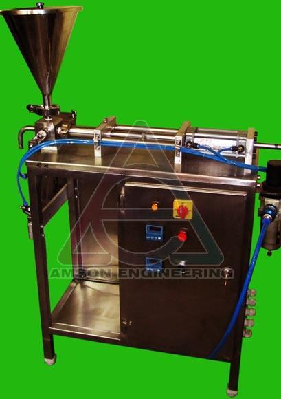 Paste Filling Machine - (pneumatic) (AEPPF1000)