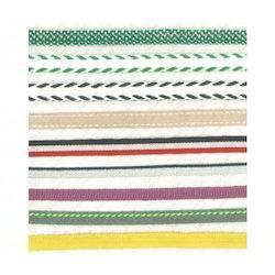 Printed PP Narrow Woven Fabric