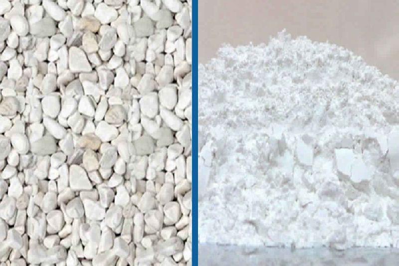 Dolomite Chips & Dolomite Powder