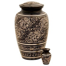 ADULT CREMATION URN TRADITIONAL STYLE