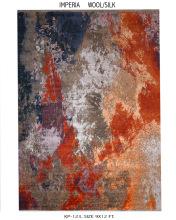 Hand Made Wool Silk Carpets