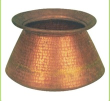 cooking pot aluminium copper