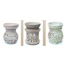 Aroma Oil Burner Lamps Handcrafted Aroma Oil Diffuser