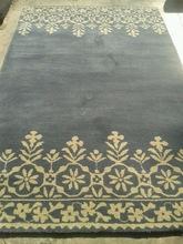 handmade woolen carpet