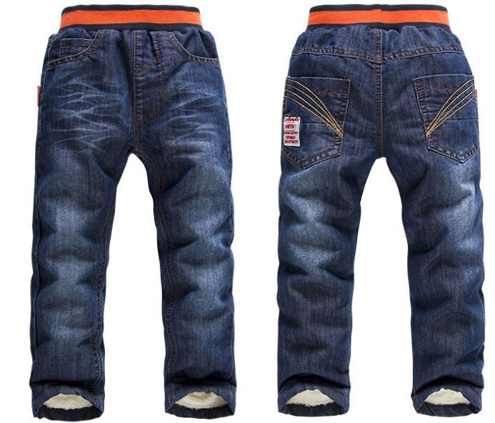 BOYS STRAIGHT FIT CASUAL JEANS