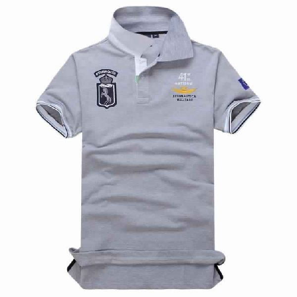 HIGH QUALITY EMBROIDERY PATTERN MENS POLOS