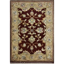 Hand Knotted Wool & Silk Rugs