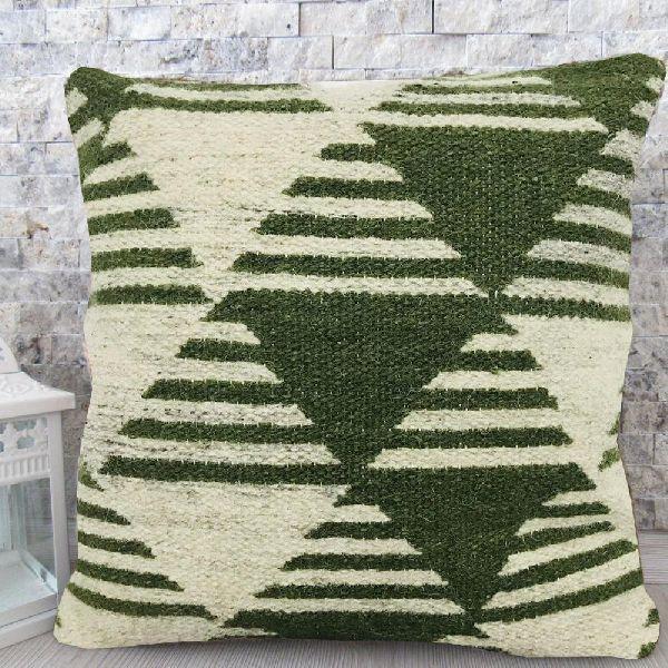 Handmade Woollen Cushion Covers