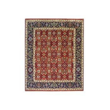 Traditional Wool Hand Knotted Carpet