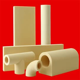 BLOCKS AND PIPE INSULATION