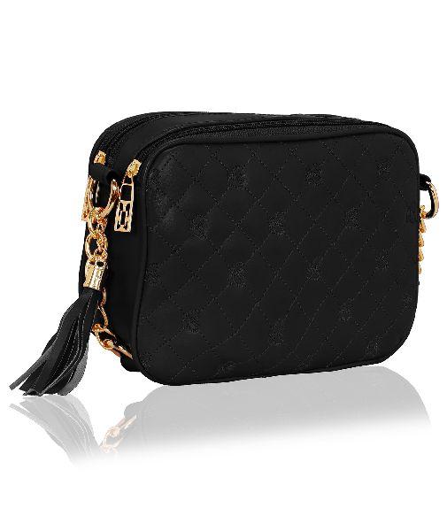 KLEIO Designer Double Compartment Cross Body Ladies Sling Bag