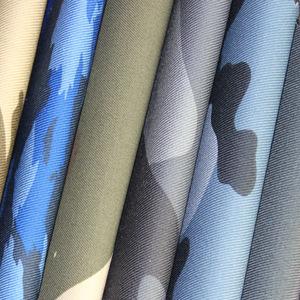 PU Coated Tent Fabric