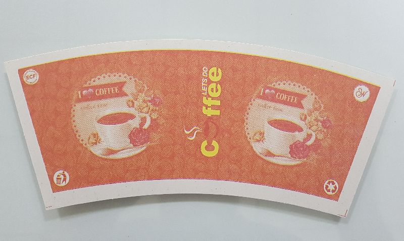 130 ML 57 BOTTOM PAPER CUP BLANK