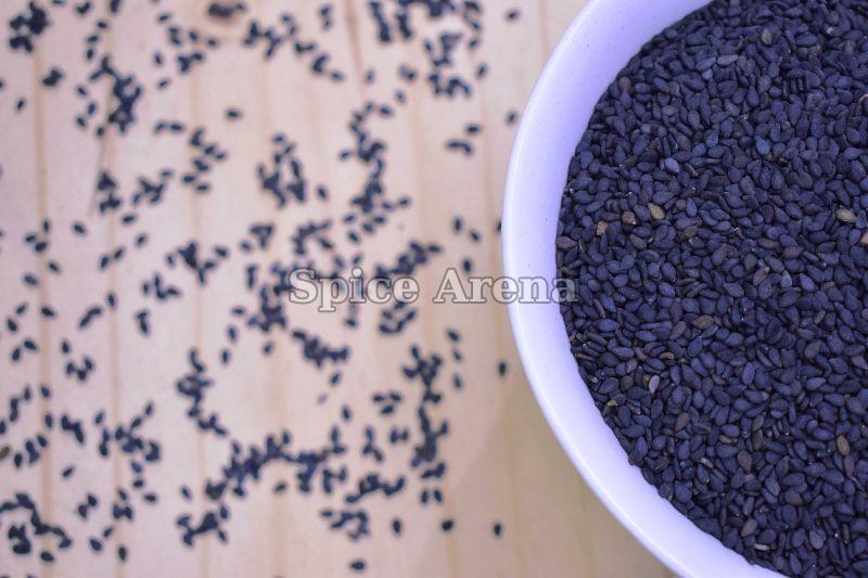 Dried Black Sesame Seeds