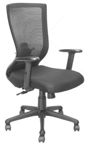 Low Back Mesh Chairs