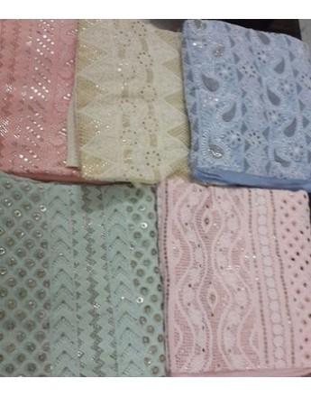 indian chikankari suits chikankari fabric suppliers