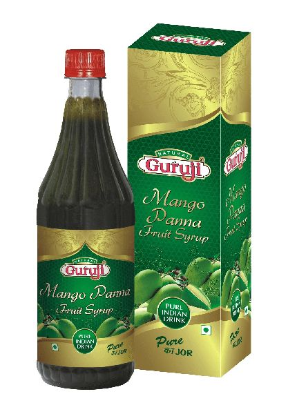 Mango Panna Fruit Syrup