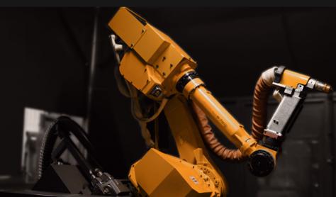 FANUC6-AXIS ROBOTIC ARM