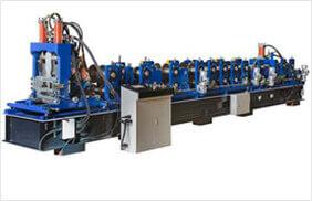 ROLL FORMING PURLIN MACHINE