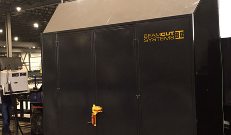 SAFETY CABINET AND SMOKE TRAP