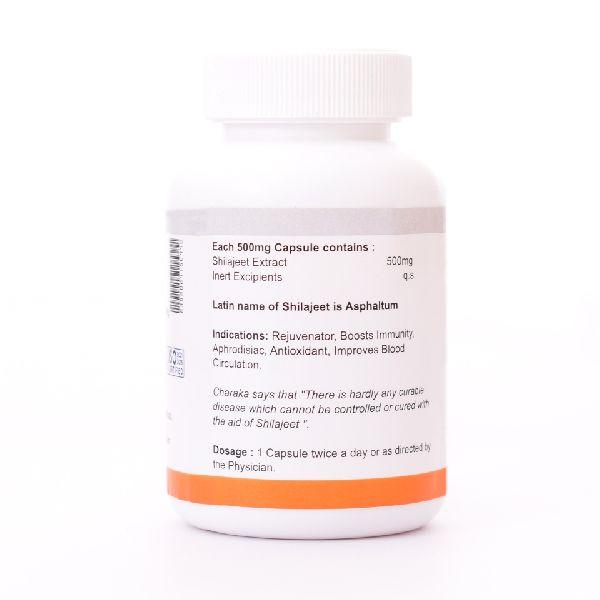 Shilajeet for Rejuvenation, Nervous System, Fertility, Blood Circulation