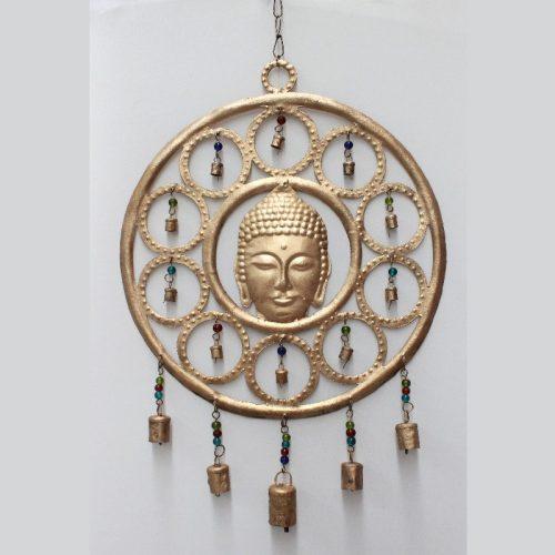 Buddha Iron Wind Chime