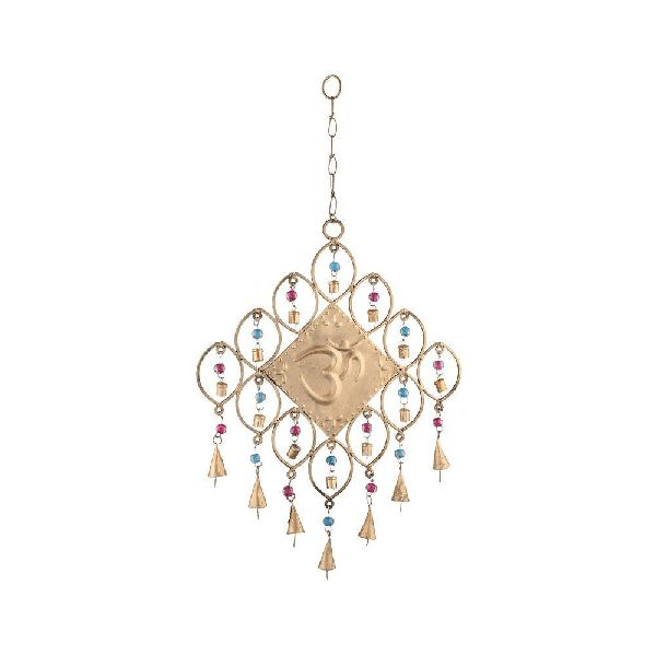 Om Iron Wind Chime