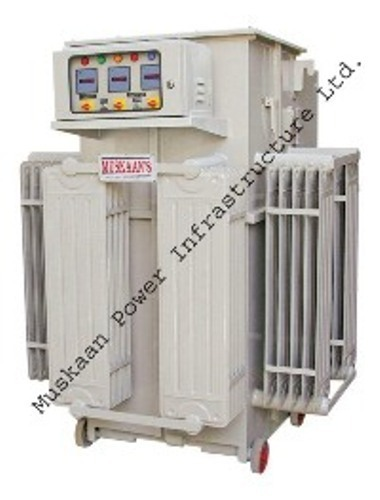 Three Phase Oil Cooled Transformer