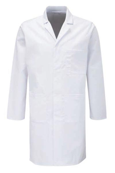 LC 1501 Safety Lab Coat