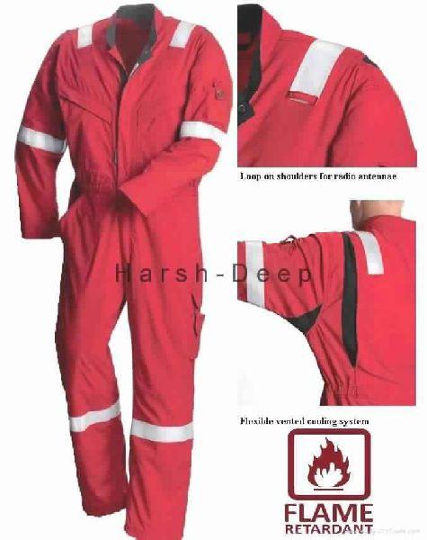 Fire Retardant Coverall