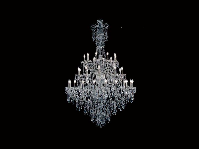 Royal crystal chandelier