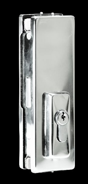 Stainless Steel Glass Clamp Lock