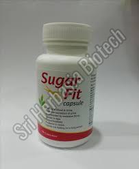Sugar Fit Capsule