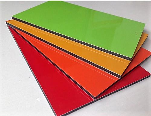 Exterior Aluminum Composite Panel PVDF Painted For