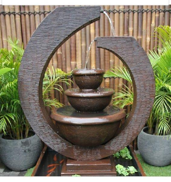 sand Stone fountains