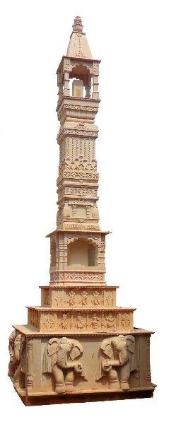 Sand Stone Pillars