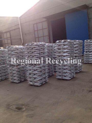 Aluminium Ingots Scrap
