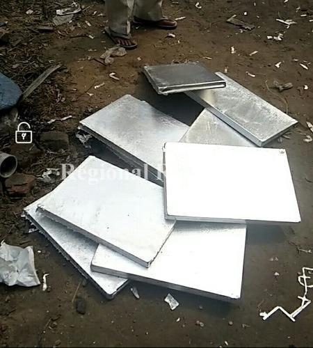 Aluminium Sheet Scrap