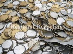 Aluminum Bottle Caps Scrap