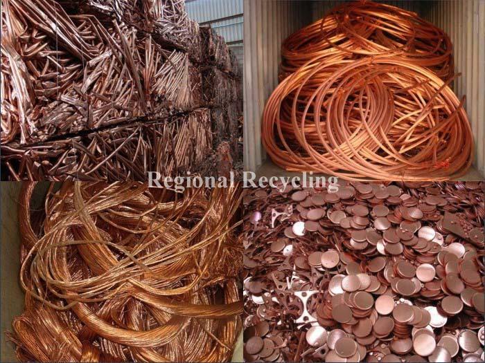 Copper Mixed Scrap
