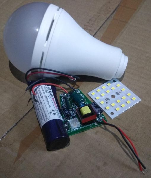 Rechargeable Bulb Raw Material