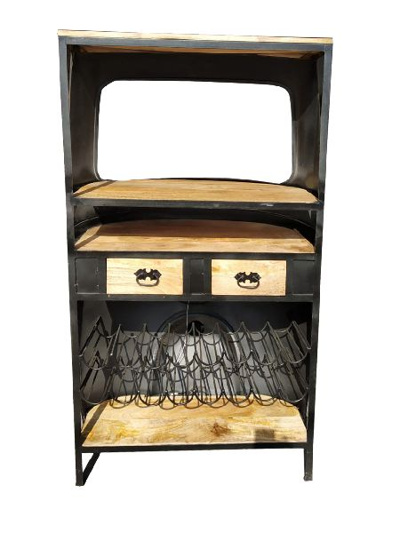 Mango Wood Tempo Bar Counter