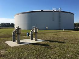 Water Storage and Treatment Tank