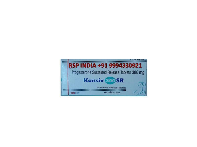 Konsiv 300 Sr Tablet Manufacturer in Tiruchirapalli Tamil